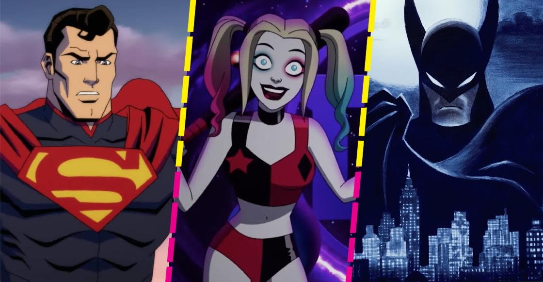 'Injustice, 'Harley Quinn' y más: Los mejores anuncios de animación de DC FanDome 2021