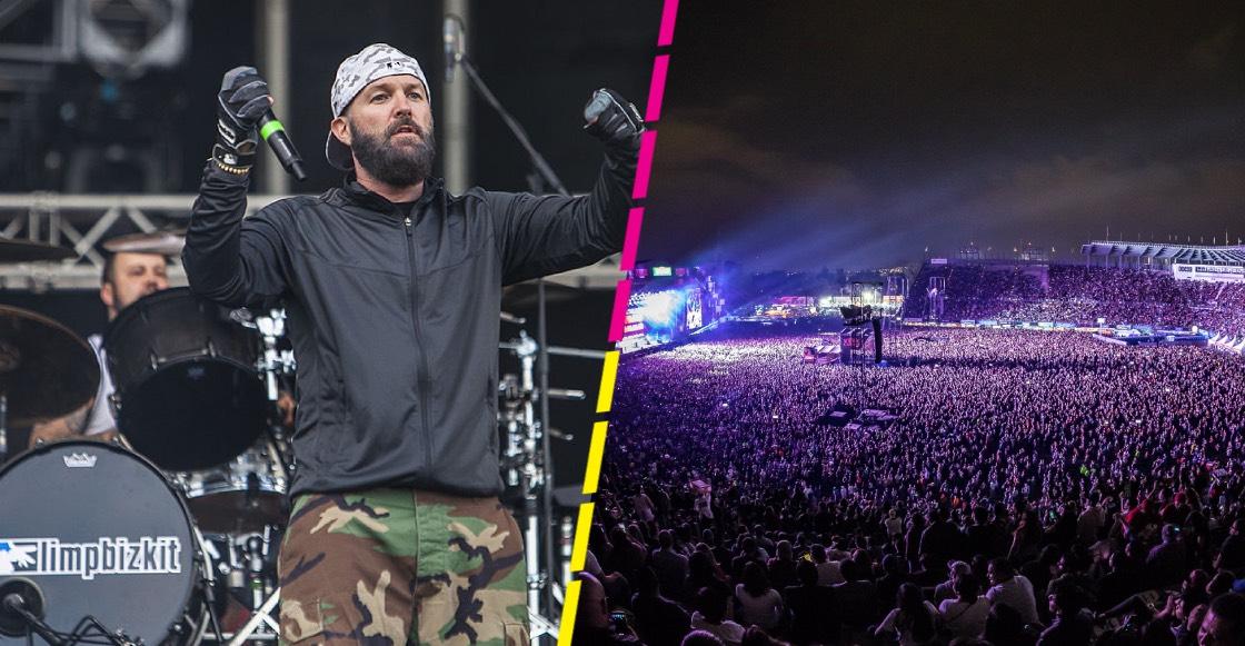 ¿Por qué es importante la llegada de Limp Bizkit a Vive Latino 2022?