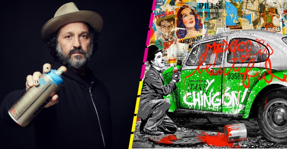 'Mexico Is Beautiful': La expo de Mr. Brainwash en CDMX que no puedes perderte