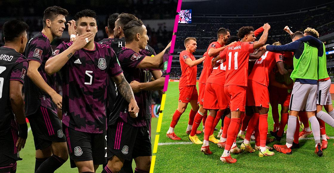 ¡Otra vez apareció el grito! Lo que rifó y lo que no rifó en el empate entre México y Canadá