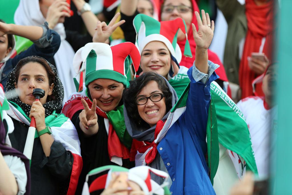 Irán permitirá que las mujeres asistan a un estadio de futbol por primera vez en dos años