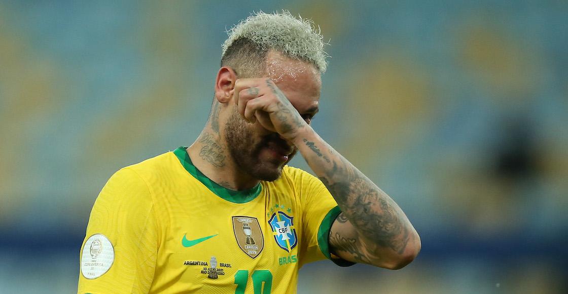 """Qatar 2022 sería el último Mundial para Neymar: """"No sé si tengo la capacidad mental para seguir"""""""