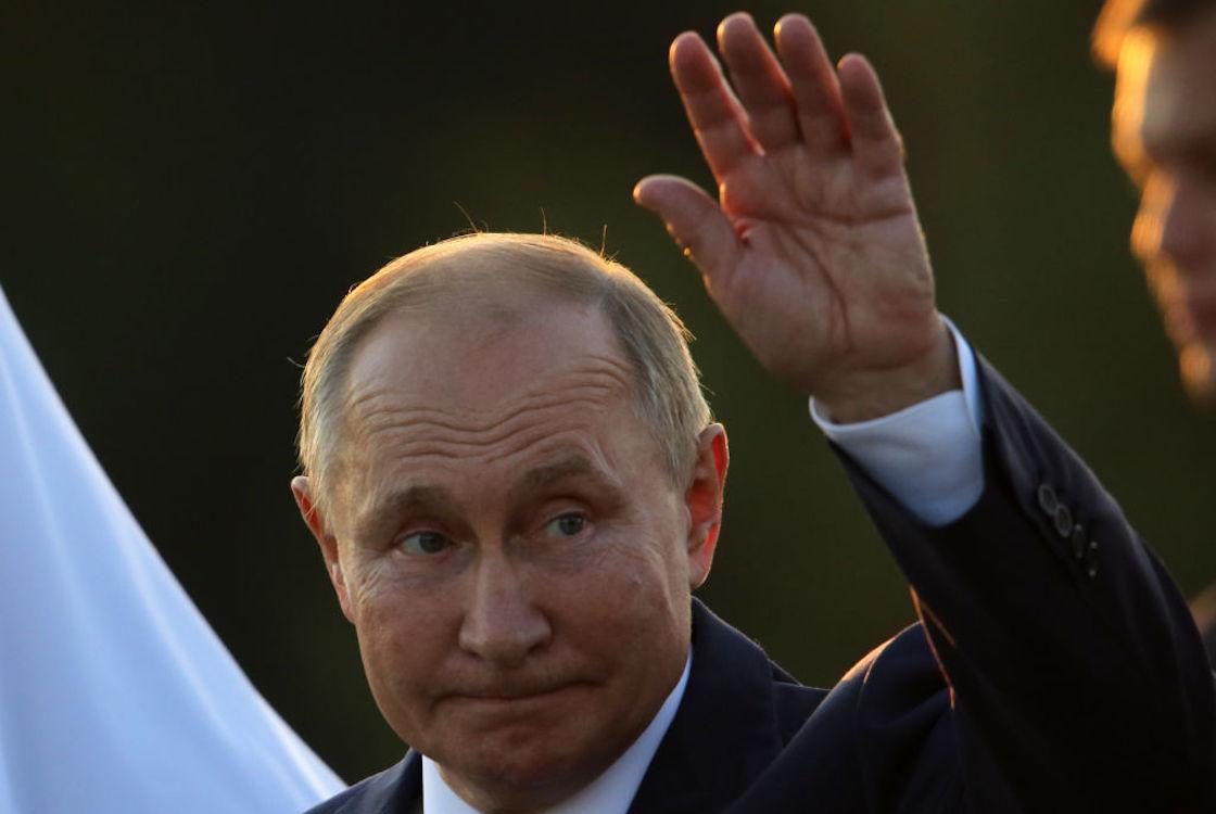Putin denies COVID-19 in Russia