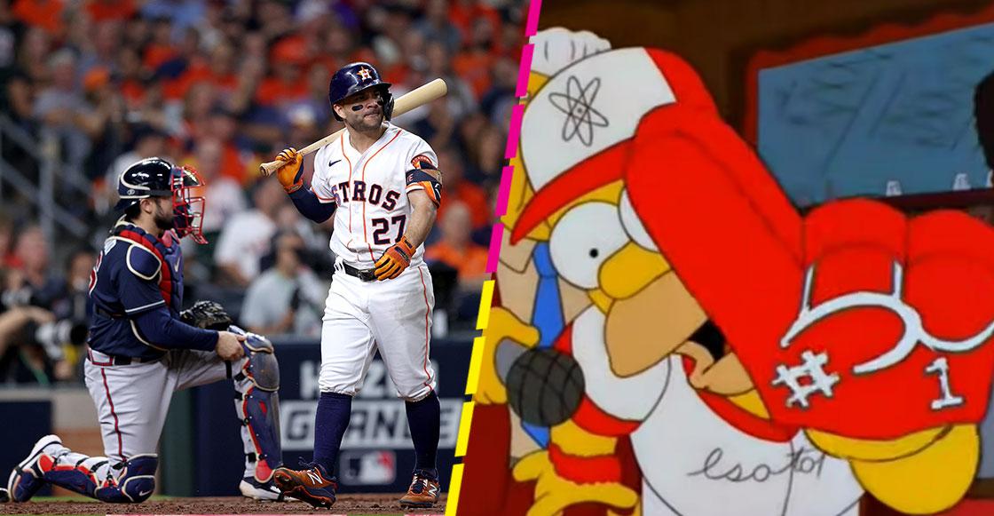 QUIZ: ¿Qué tanto sabes sobre la Serie Mundial entre Atlanta Braves y Houston Astros?