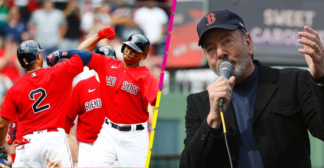 ¿Por qué se acostumbra cantar 'Sweet Caroline' de Neil Diamond en Fenway Park, casa de los Boston Red Sox?
