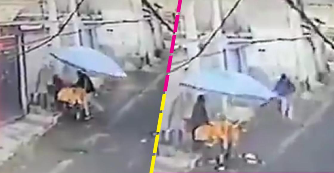 Captan robo a una vendedora de tamales en Cuautitlán Izcalli