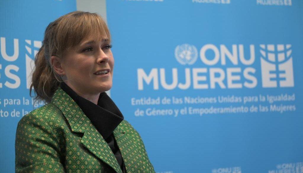 ¡Crack! Marion Reimers es nueva Embajadora de Buena Voluntad de ONU Mujeres