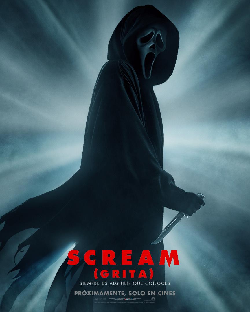 Checa el espeluznante tráiler del regreso de 'Scream' con Courteney Cox y Melissa Barrera