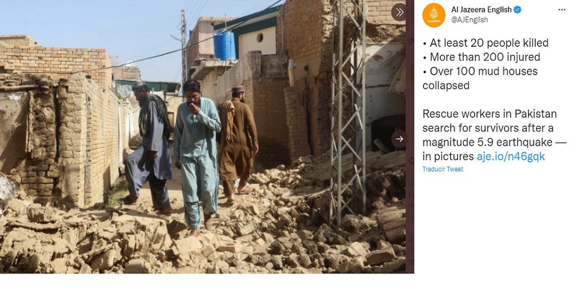 sismo en pakistan 1
