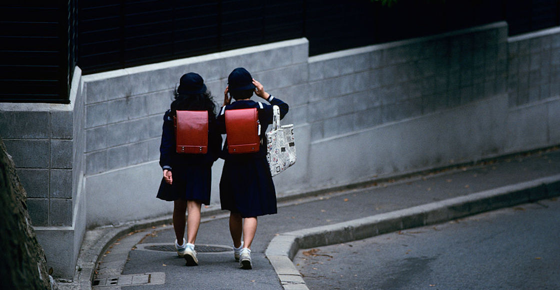Japanese records of suicide children