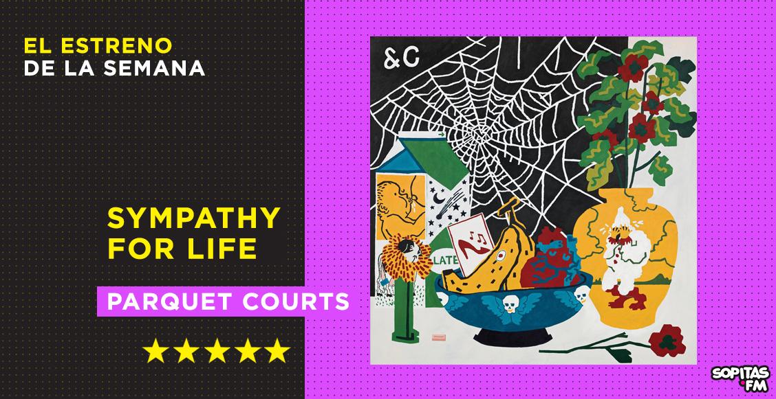 'Sympathy for Life': Parquet Courts baila frente a la crisis en su mejor disco hasta ahora