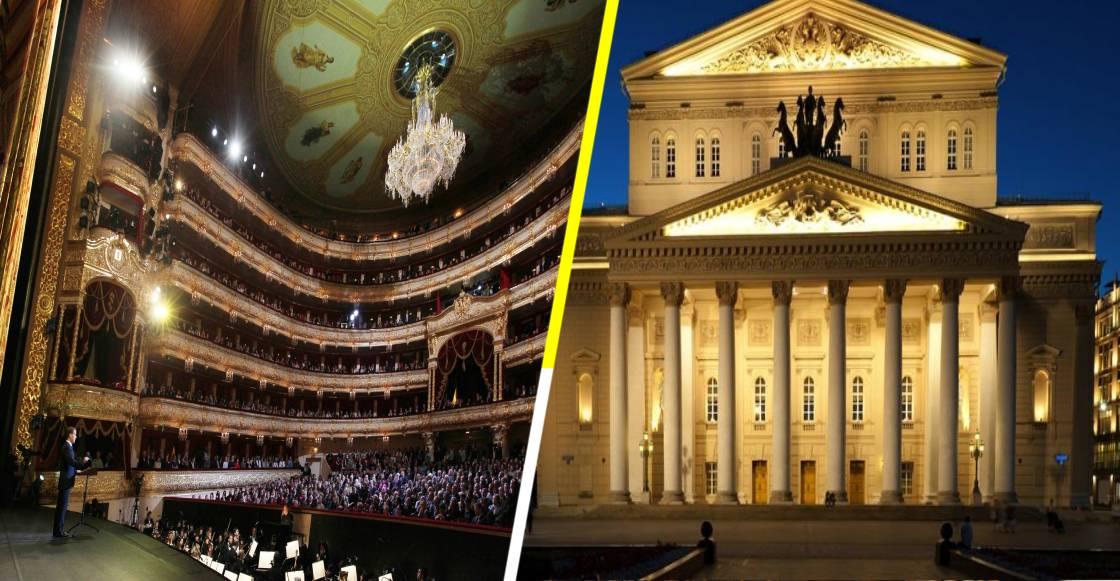 Yevgeny Kulesh, actor del Teatro Bolshói fallece en el escenario