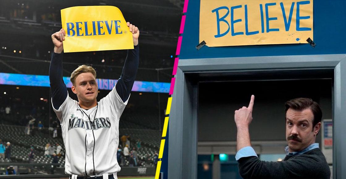 Ted Lasso, la inspiración de los Seattle Mariners al buscar un lugar en la postemporada de la MLB