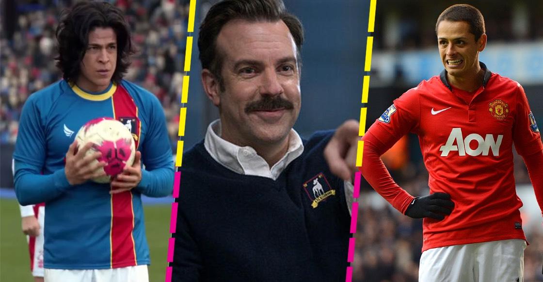 Los futbolistas de la vida real en los que se inspiran los personajes de 'Ted Lasso'