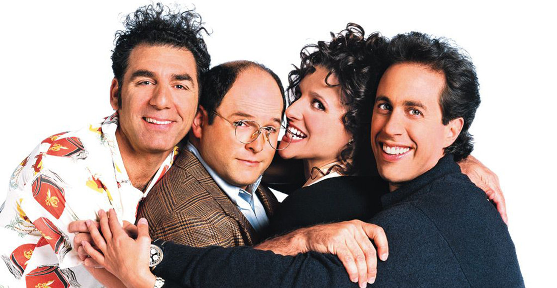 ¡Ya están todas las temporadas de 'Seinfeld' en Netflix!