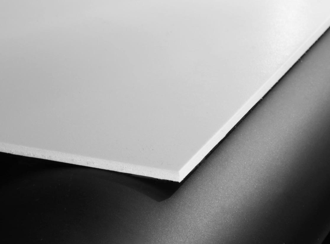 Plaque Pvc Blanc M1 Soprinter Le Specialiste De L Impression Numerique Tous Supports