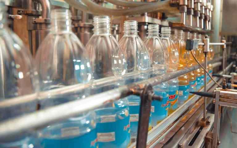 Aya Oil en conditionnement