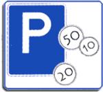 Ingyen is lehet parkolni a  Várkerületen