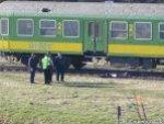 A reggeli vonatbaleset képei