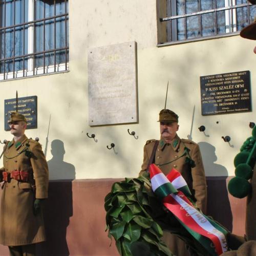 A kommunista diktatúrák áldozataira emlékezett városunk