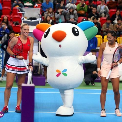 Taiwan Open: Babos Timi itt is döntőben!
