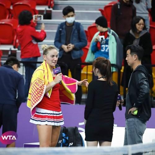 Taiwan Open: Megvan a győzelem! Babos Timi ezt is behúzta!