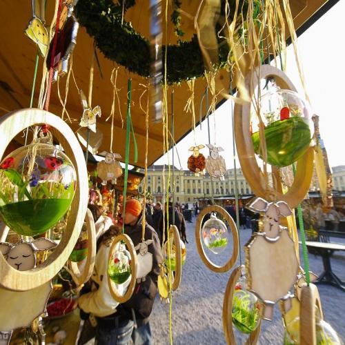 Hamarosan nyitnak a húsvéti vásárok Bécsben