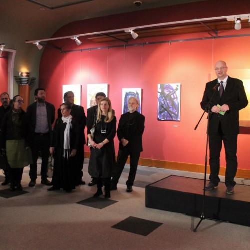 Soproni Tavaszi Napok: Megnyílt a FidelissmArt kiállítása
