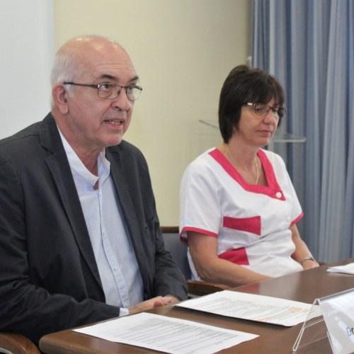 Újabb fejlesztések valósulnak meg a Soproni Gyógyközpontban