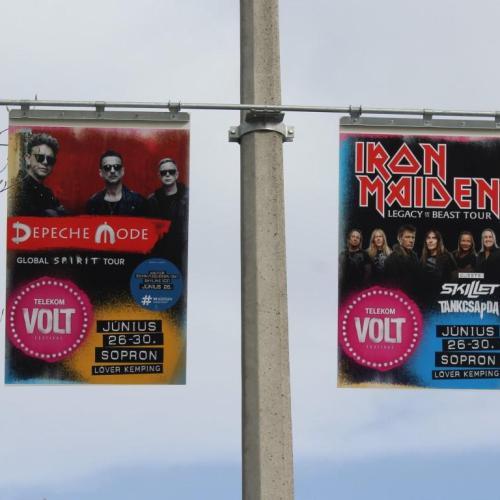 Hoppá! Új kampány indult a soproni villanyoszlopokon! Tetszik?