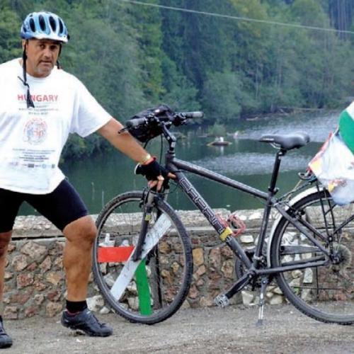 Sopronba érkezik a kerékpáros nagykövet