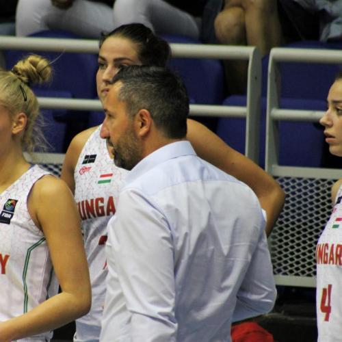 Női U20 Kosárlabda EB : Kettőből kettő!