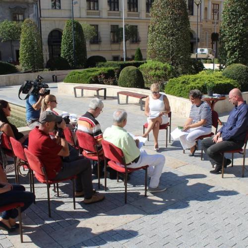KultTereK: Ismét életre kel a soproni belváros!