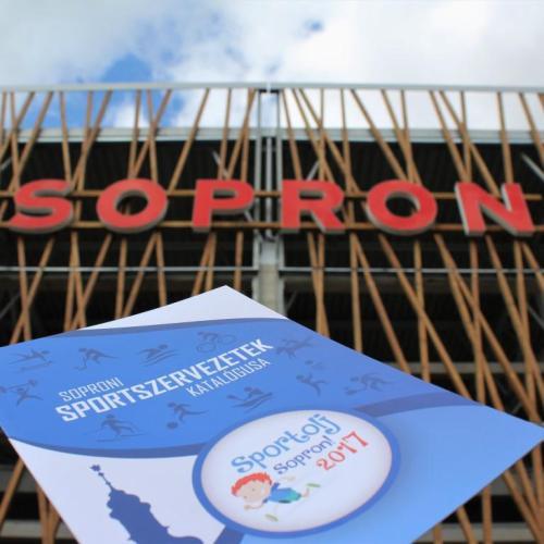 Szombaton lesz a II. Sportolj Sopron családi nap!