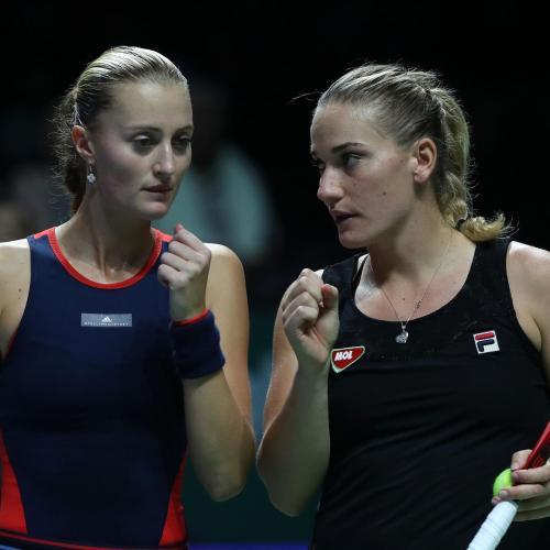 WTA-vb – Babos ismét döntőt játszhat párosban