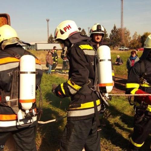Polgári védelmi nap és gyakorlat Petőházán