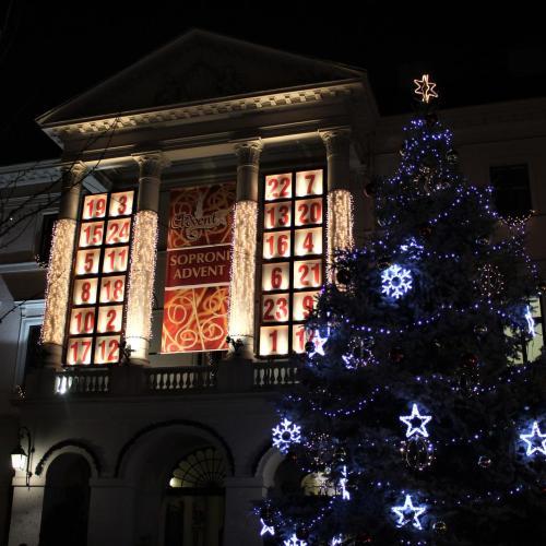 Soproni Advent 2018 – Mutatjuk a négy hétvége sztárvendégeit!