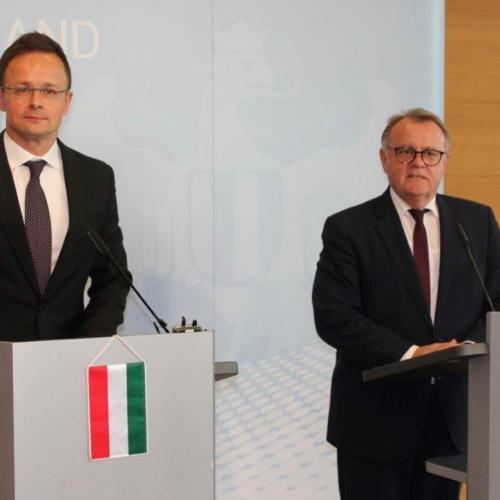 Egyeztetés: 39 magyar-osztrák határátkelőből 10 sorsa kérdéses