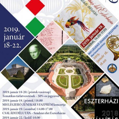 A Magyar Kultúra Napja az Eszterháza Központ örökséghelyszínein