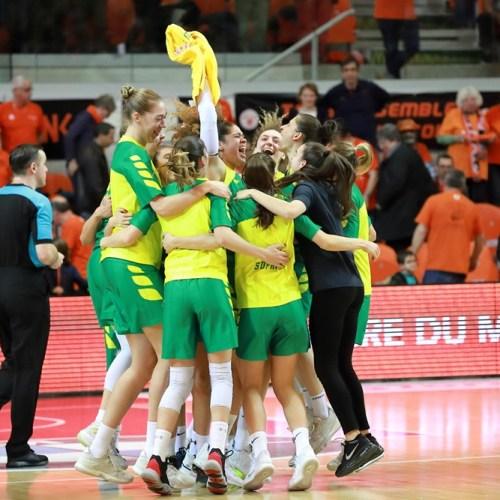 Újra az Euroliga négyes döntőjében a Sopron Basket!
