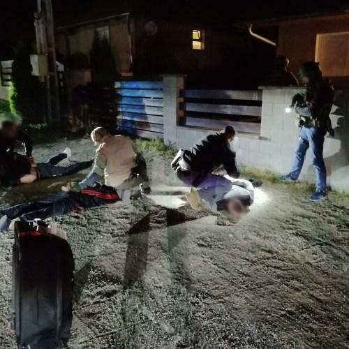 Így csapott le a TEK Harkán, Kópházán és Szombathelyen (videó)