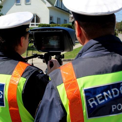 Országos sebesség ellenőrzési akció indul augusztusban!