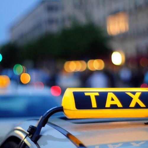 Sopronban is ellenőriztek az országos taxirazzia során!