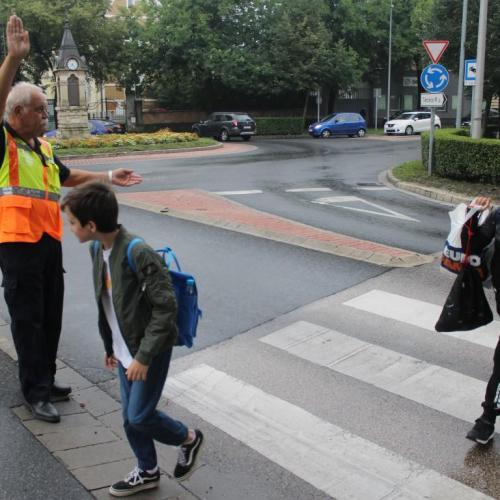 Kezdődik az iskola! Hívjuk fel a gyerekek figyelmét a közlekedés veszélyeire!
