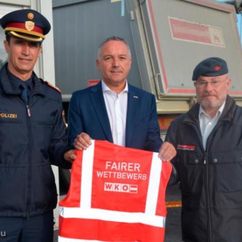 Több időpontban is lesz fókuszellenőrzés a magyar-osztrák határátlépési pontokon!