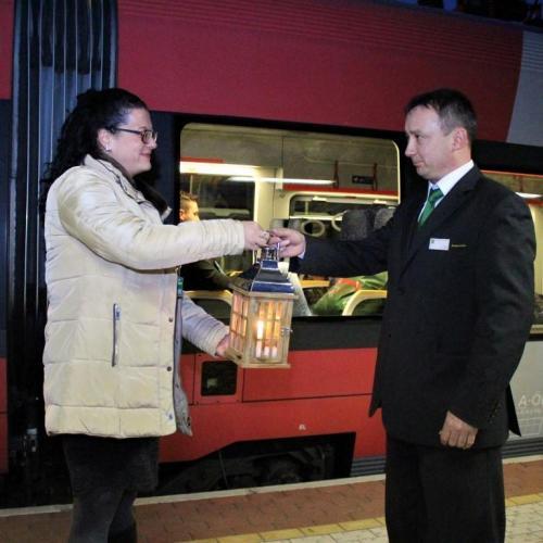 December 23-án érkezik Sopronba a Betlehemi békeláng