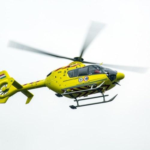 Kilenc mentőhelikopterrel bővült a magyar légimentés flottája