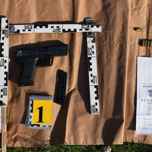 Fegyverrel fenyegetőzött a soproni sofőr