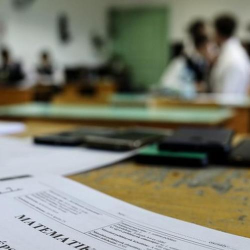 Tájékoztatást tartottak a hétfői érettségi vizsgákkal kapcsolatban
