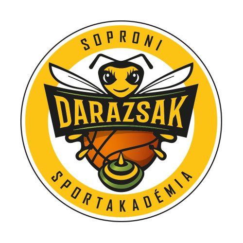 Megújult arculattal folytatják a Soproni Darazsak